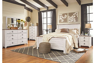 B267 Ashey Furniture Bedroom Set