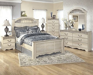 B196 Ashley Furniture Bedoom Set