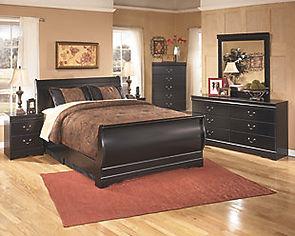 b128 Ashley Furniture Bedroom set
