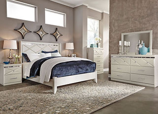 B351 Ashley Furniture Bedroom Set