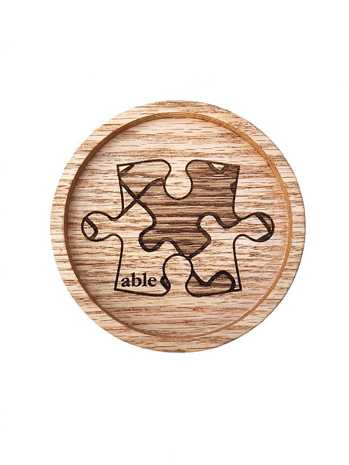Able Coffee 'Coasters' - 2 Pack