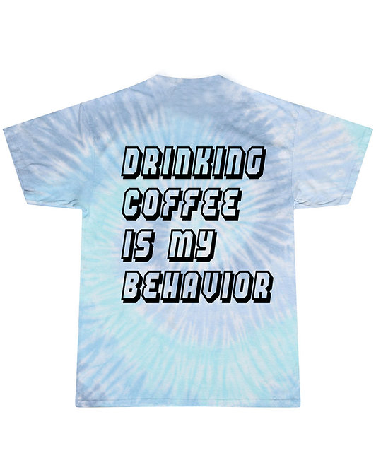 Drinking Coffee Tee