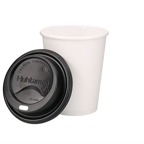 100 Cups and Lids (8oz)
