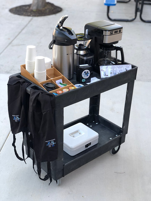 Coffee Cart Package