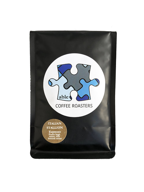 8oz Italian Stallion Espresso - Dark