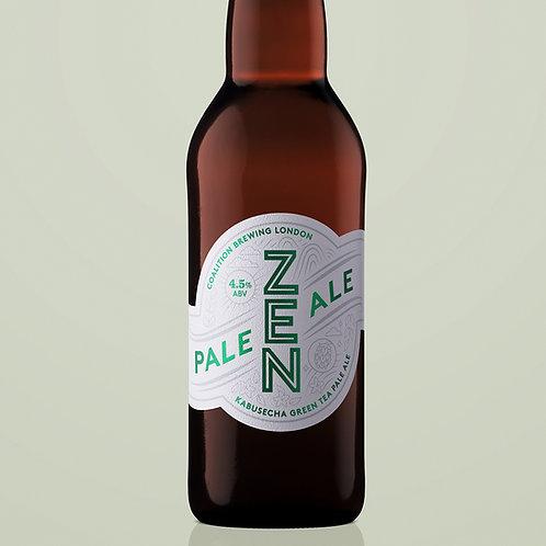 Zen Pale Ale - 12 x 33cl bottles