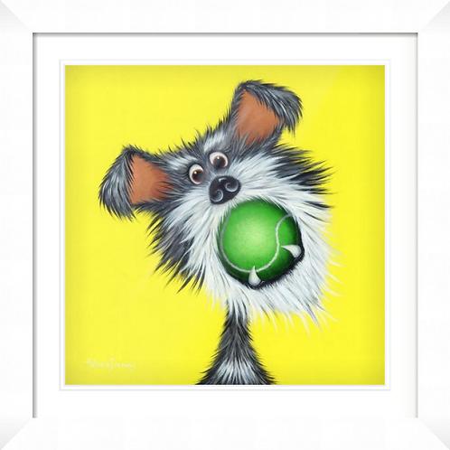 """""""Gobstopper!"""" Limited Edition Framed Print"""