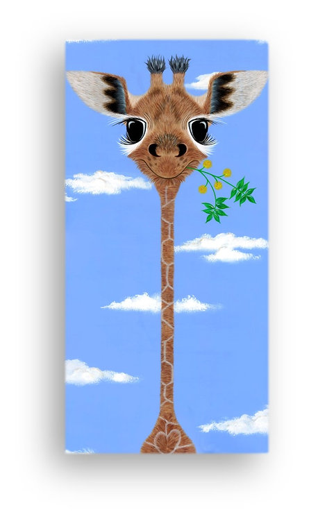 """""""High"""" Limited Edition Canvas Print"""