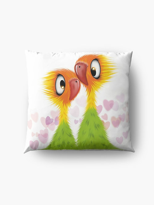 """""""Just the Two of Us"""" Throw/Floor Pillow"""