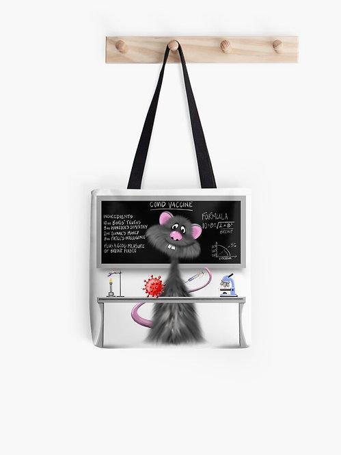 """""""Lab Rat"""" Tote Bag"""