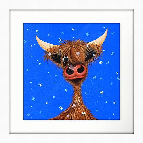 """""""Heilan Snaw"""" Limited Edition Framed Print"""