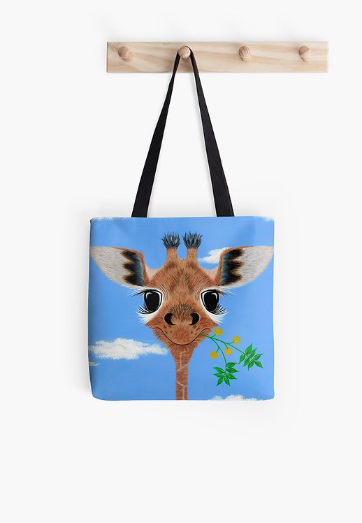 """High"" Tote Bag"