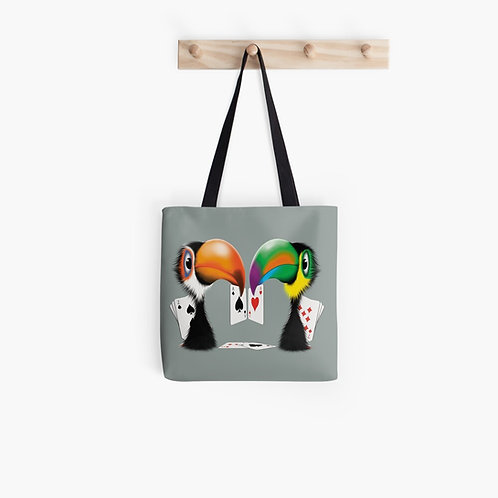 """""""Toucan Play That Game"""" Tote Bag"""