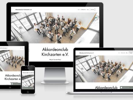 Endlich online - unsere neue Webseite