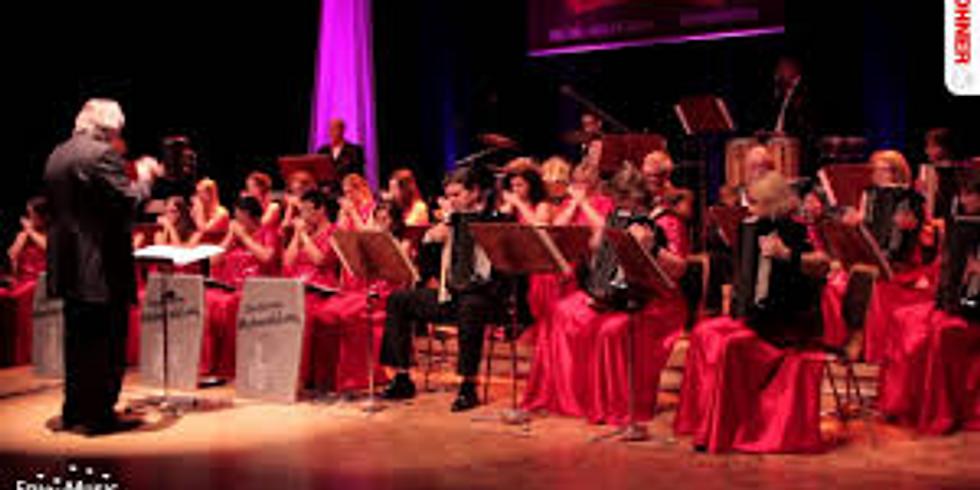 """Jetzt endlich! Jubiläumsgala mit dem Orchester """"Hohnerklang"""""""