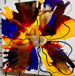 Floral Series – B9 - Framed