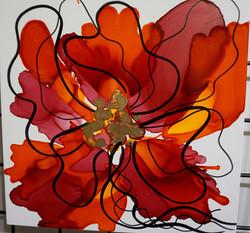 Floral Series – B5 - Framed