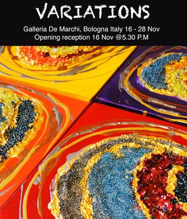 Bologna Italy Art Show