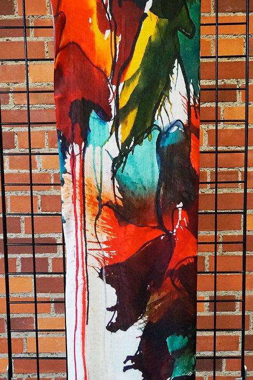 Splash of Color Modal Scarf