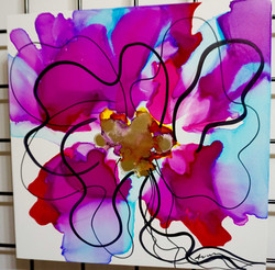 Floral Series – B2 - Framed