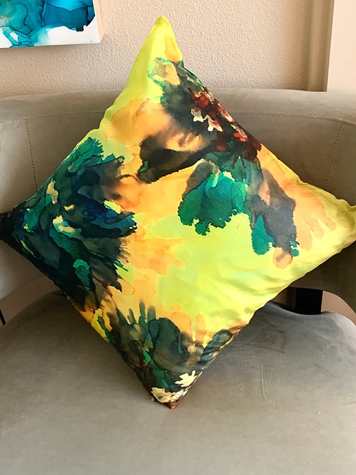 What Dreams Are Made Of Pure Silk Accent Pillow
