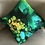 Thumbnail: Dream In Color Pure Silk Accent Pillow