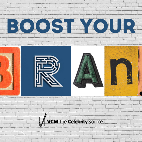 How To Boost Your Brand With VCM Celebrity Influencers