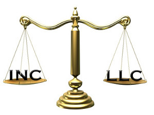 CA Corporation v. LLC, What is the Difference?