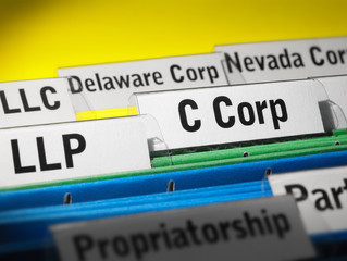 Advantages of Using a Corporation as a Business Entity