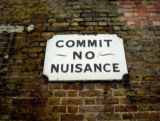 California Nuisance Laws