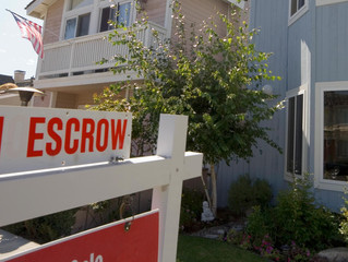 California Real Estate Escrow Period