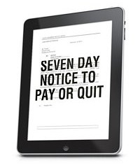 Notices to Pay or Quit