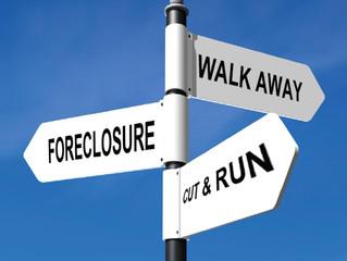 Foreclosures in California