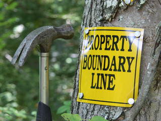Boundary Disputes