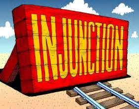Injunctions in California