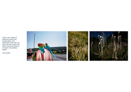 Triptych layout from min-project LIFE IN THE FUN FACTORY.