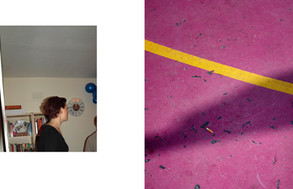 Test Diptych (for Wild Wonders & Cigarette Kisses project).