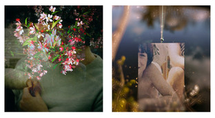 Test diptych for Some Crooked Orbit