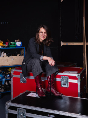 Elaine Kidd (Producer).