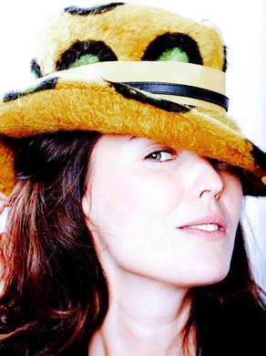 Caroline O' Hara (actor) - Studio Portrait for portfolio