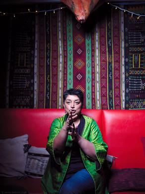 Sameena Zehra - Comedian, writer, and Director.