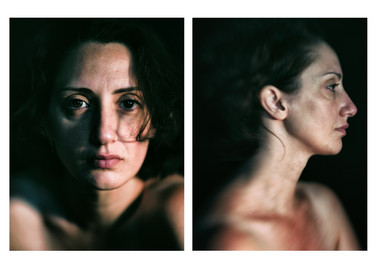Portraits of Beatrice from BIOMYTHOGRAPHIES.