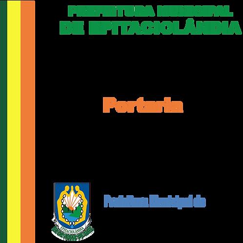 Portaria 116/2019 (THIAGO SIMPLÍCIO MOREIRA)
