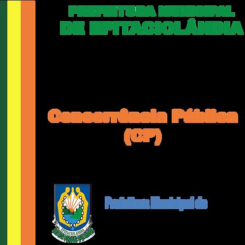 Concorrência Pública 001/2019 (Construção de Espaço Educativo)