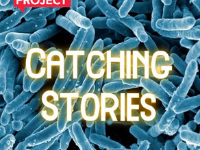 'Catching Stories' Project led by Dr Elizabeth Brint