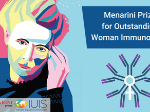 Menarini Prize for Outstanding Woman Immunologist