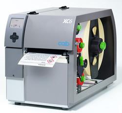 XC6 2色 ラベルプリンター