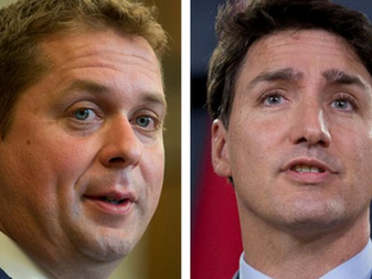 Campaign Research poll shows Liberals, Tories in dead heat just before ethics report released