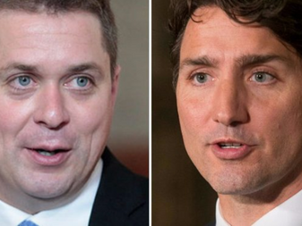 Conservatives falling behind in Ontario, suggests Campaign Research poll published in Hill Times