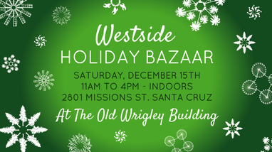 Westside Holiday Bazaar Facebook banner